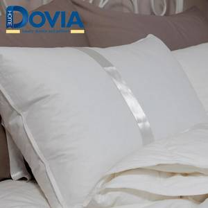 Wholesale down pillow: Gray Duck Down Pillow(Soft)