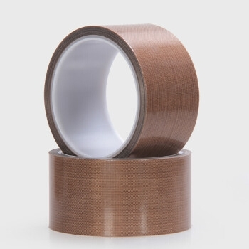 Heater Sealer Tape Anti - Stick Wear - Resistant High Temperature Adhesive Tape for  Sealing Machine