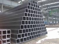 EN10219 Hot Rolled Black Shs Rhs Structural Steel Pipe in China Dongpengboda