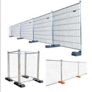 Wholesale fencing: Australia Standard Temporary Construction Fence Panels