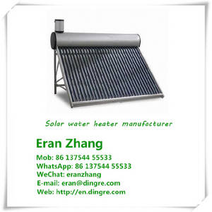 Wholesale Solar Collectors: We Are Solar Water Heater Factories  in China with 10 Years Experiences