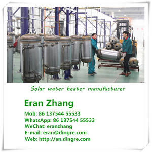 Wholesale Solar Collectors: We Are Solar Water Heater Manufacturers in China with 10 Years Experiences