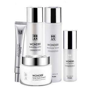 Wholesale korean cosmetic: Korean Cosmetics Skincare / D'RAN / New Wonder Total Solution Series (5 Full Set)