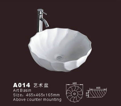 Sell Round sink