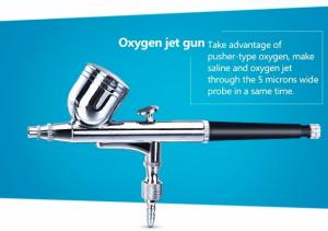 Wholesale oxygen machine: Replacement Oxygen Spray Injection Handle for Oxygen Facial Anti Aging Machine