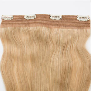Wholesale full extension: Natural One Piece Full Head Clip in Hair Extensions