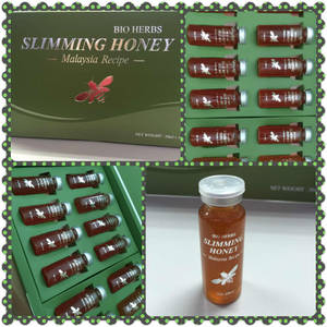 Wholesale Herb Medicine: Slimming Honey
