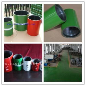 Wholesale casing coupling: API 5CT Casing and Tubing Coupling LONG THREAD