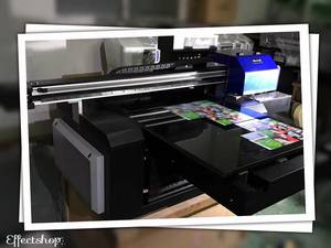Wholesale bamboo crafts: 6090 Multifunctional Digital UV Flatbed Printer