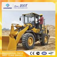 SDLG Construction Machinery 3 Ton 1.8m3 Bucket Capacity Wheel Loader LG938L On Hot Sale