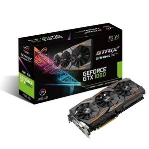 Wholesale express: ASUS GeForce GTX 1060 6GB DUAL-GTX1060-O6G GDDR5 PCI Express 3.0 OC Edition VR