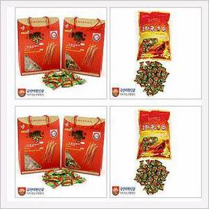 Wholesale mountain climbing: Geumsan Dukwon Red Ginseng Candy