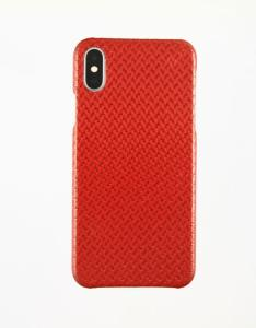 Wholesale Mobile Phone Accessories: Iphonex Handmade Orange Aramid Fiber Case
