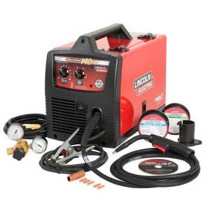 Wholesale accessories: Lincoln Electric Weld Pak 140 HD Wire-Feed Welder