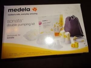 Wholesale sonata: Medela Sonata Double Pumping Kit #68053 BPA Free