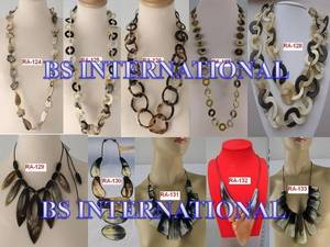 Wholesale jewellery: Horn,Bone Fashion Jewellery