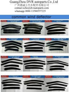 Wholesale Other Exterior Accessories: Automotive Window Visor Car Exterior Accessories