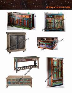 Wholesale wood: Recycle Wood Furniture