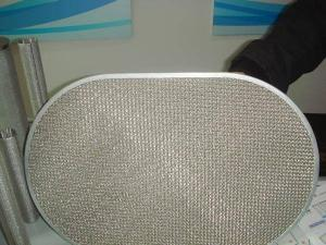 Wholesale metal perforated screen: Extruder Screen Square Mesh Stainless Steel Extruder Screen