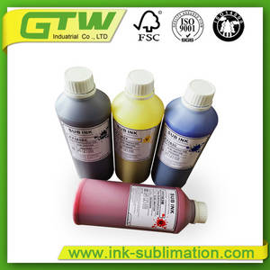Wholesale fashion: Chinese Formula Sublimation Inks Suitable for Textiles/Garment/Apparel