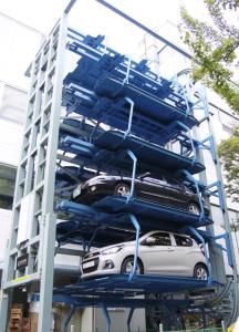 Wholesale vertical carousel systems: Automated Car Parking System - ROTARY PARKING