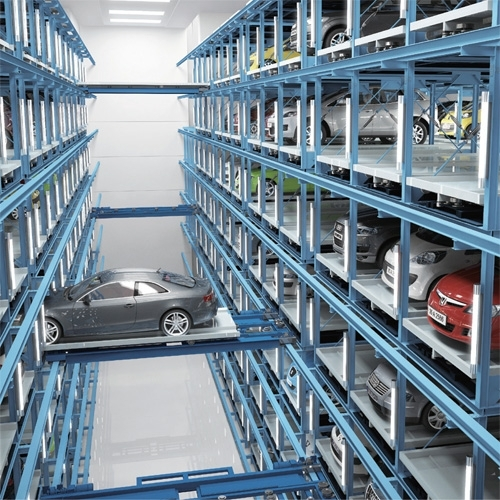 Automated / Automatic Car Parking System / Mechanical Parking / Parking Equipment