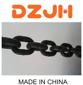 Wholesale welded chain: High Strength 20mm G80 Link Chain Welded Chain