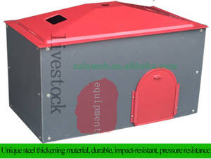Wholesale poultry incubator: Poultry Farm Raw Materials Farrowing Crates Incubator for Pigs