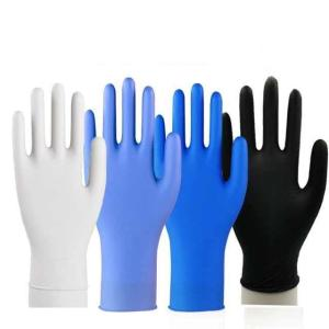 Wholesale gloves: Nitrile Gloves