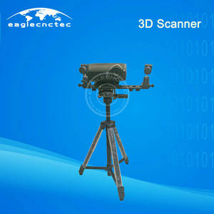 Wholesale Woodworking Machinery Parts: Industrial 3D Scanner Support Geomagic Software for CNC Router