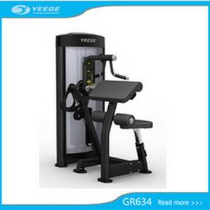 Wholesale training equipment: Commercial Strength Training Equipment  Biceps / Triceps Machine