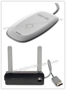 Wholesale nds media: XBOX360 PC Wireless Receiver Adapter&Wireless Network Adapter A/B/G & N Networks