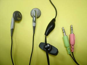 Wholesale Earphone & Headphone: Multimedia Headset Work with Computers