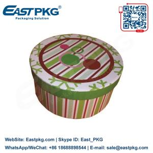 Wholesale corrugated plastic carton box: Gift Box for Christmas