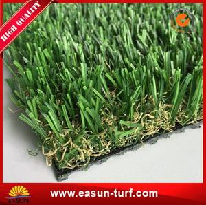 Wholesale back: Waterproof Fake Grass Carpet with Rubber Backing Lawn-AL