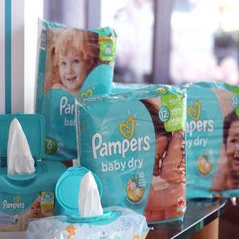 Sell Wholesale Pampers baby diapers
