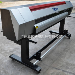 Wholesale flex banner machine: High Resolution XULI Inkjet Machine for Vinyl Sticker and Flex Banner