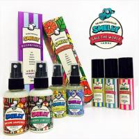 SMELLY Room & Fabric Mist 60ml - Natural Deodorant, Air Freshener 2