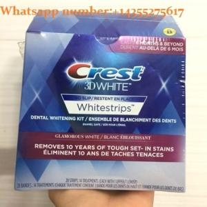 Wholesale whitening: Crest 3D White Luxe Whitestrips Professional Effects Teeth Whitening Crest 3D