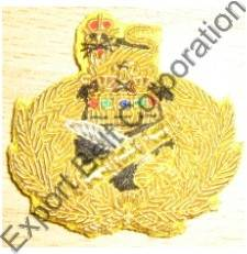 Wholesale embroidered badge: Military Embroidered Badge