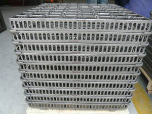 Wholesale annealing furnace: ZG30Cr22Ni10 Heat-resistant Steel Basket Castings for Annealing  Furnaces EB3001