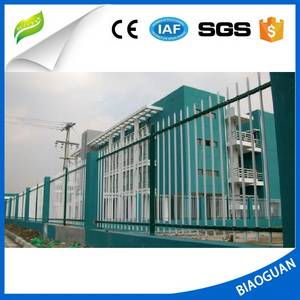 Wholesale Fencing & Edging: Hebei Steel Pipe Fence