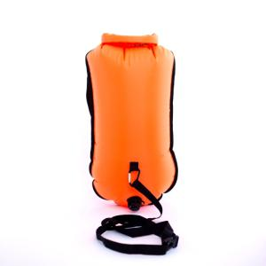 Wholesale Swimming: Inflatable PVC Safety Swimming Float Dry Bag Open Water Swim Buoy