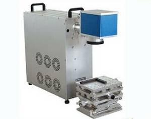 Wholesale Metal Engraving Machinery: Fiber Marking Machine