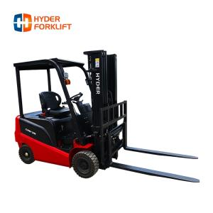 Wholesale four wheels: 2.5 Ton Excellent Performance AC Motor Four Wheel Electric Forklift