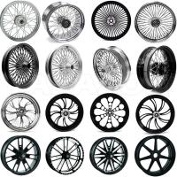 High Quality Custom Steel Motorcycle Wheel Sets for Harley Davidson