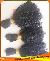 Wholesale Indian Brazilian Malaysian Human Hair Bulk,Factory Price,Hair Supplier