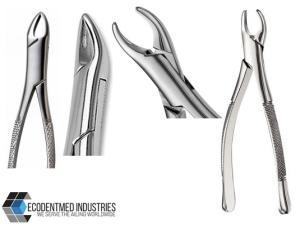 Wholesale american forceps: Tooth Extraction Forceps Maxillary Fig. 150 American Pattern