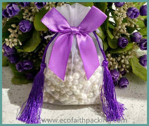 Wholesale organza: Organza Jewelry Bag Organza Jewelry Gift Pouch Wedding Favor