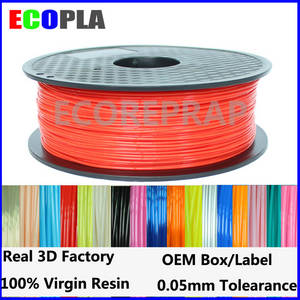 Wholesale red dot printer: 1.75mm PLA Filament  Red for EZ  Printers